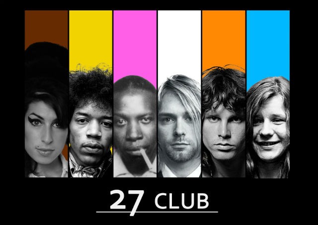 the legend of the 27 club