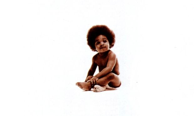 album cover of ready to die, notorious big