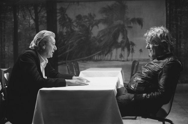 Alain Bashung & Arno - J'ai toujours rêvé d'être un gangster (I always wanted to be a gangster)