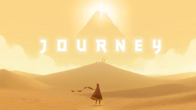 screenshot, journey, the video game