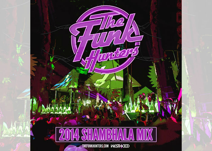 funk hunters shambhala mix 2014 covers