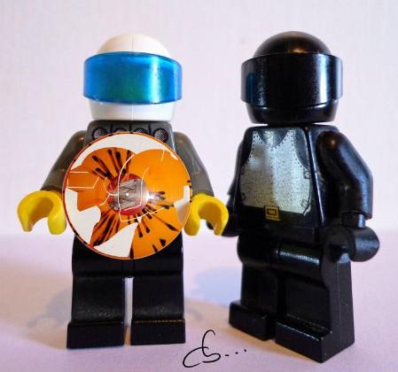 Lego Daft Punk