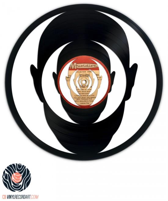 Psyche Head - Art and Sculpture on vinyl record