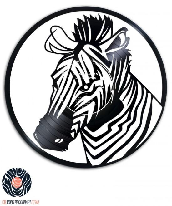 Zebra - Art and Sculpture on vinyl record