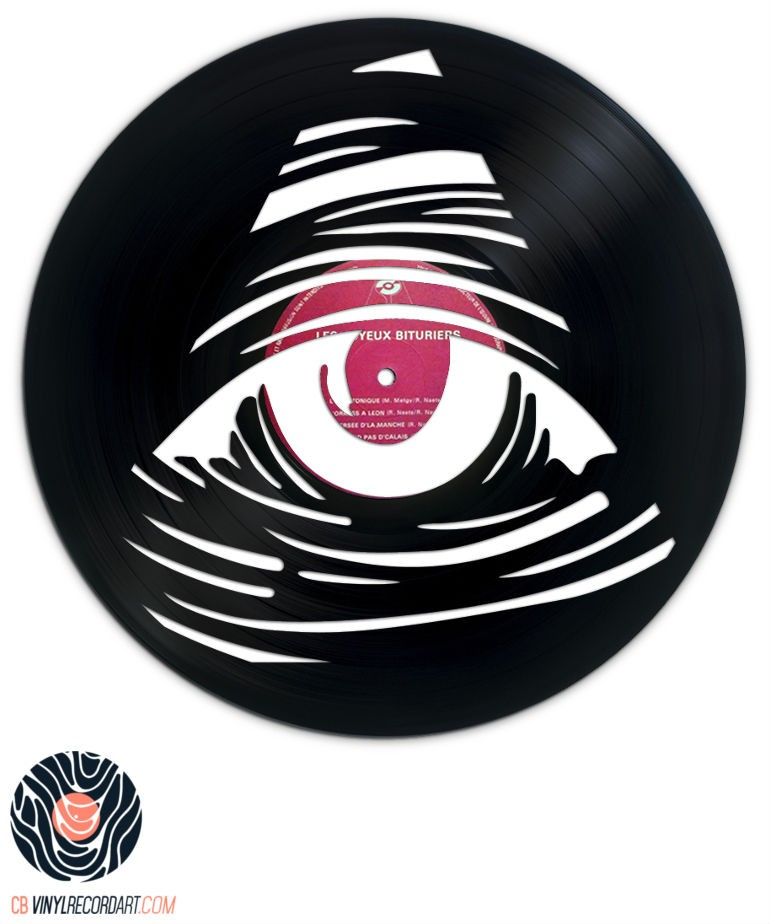 Eye See You - Sculpture and Design on vinyl record