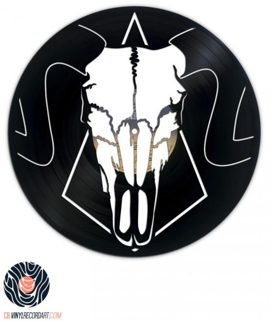 Ram Skull - Art et Création sur disque vinyle