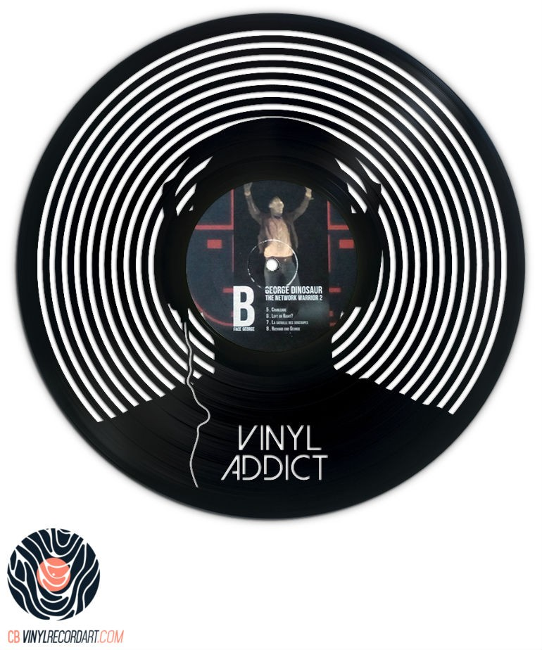 Vinyl Addict - Œuvre et Design sur disque vinyle
