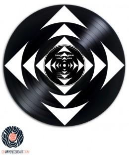 Geometric Deep - Art and Sculpture on vinyl record
