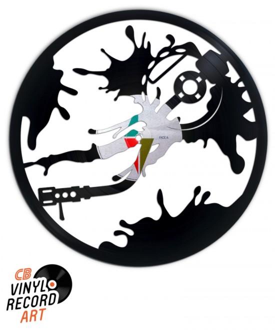 Turntable Arm - Œuvre et Design sur disque vinyle