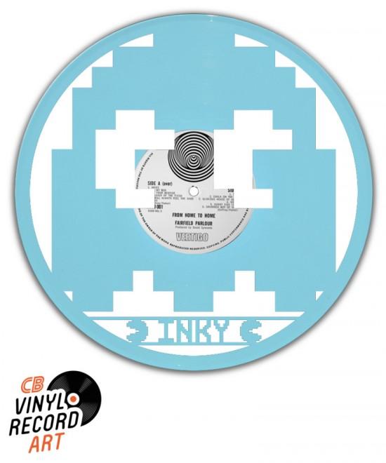 Pacman, fantôme bleu Inky – Seulement 10 exemplaires