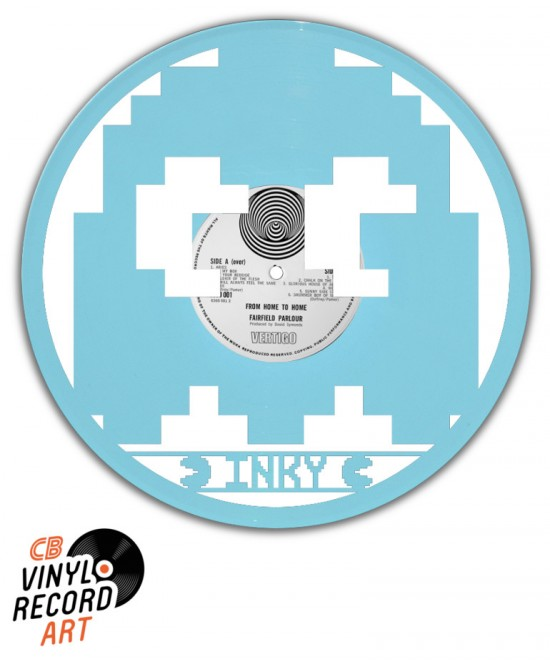 Pacman, Inky blue ghost – Only 10 copies