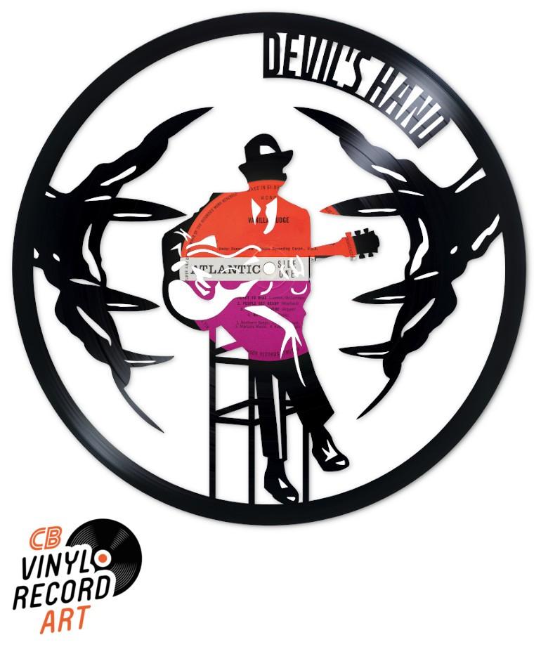 Devil's Hand – Art et décoration murale sur disque vinyle