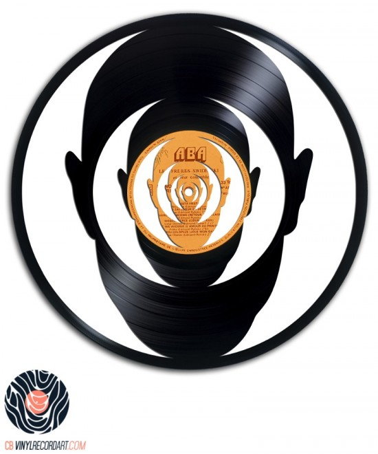 Psyche Head - Art and Sculpture on vinyl record