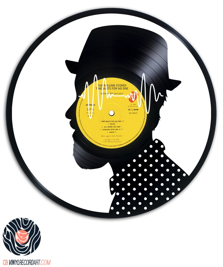Electro Addict - Creation and Sculpture on vinyl record