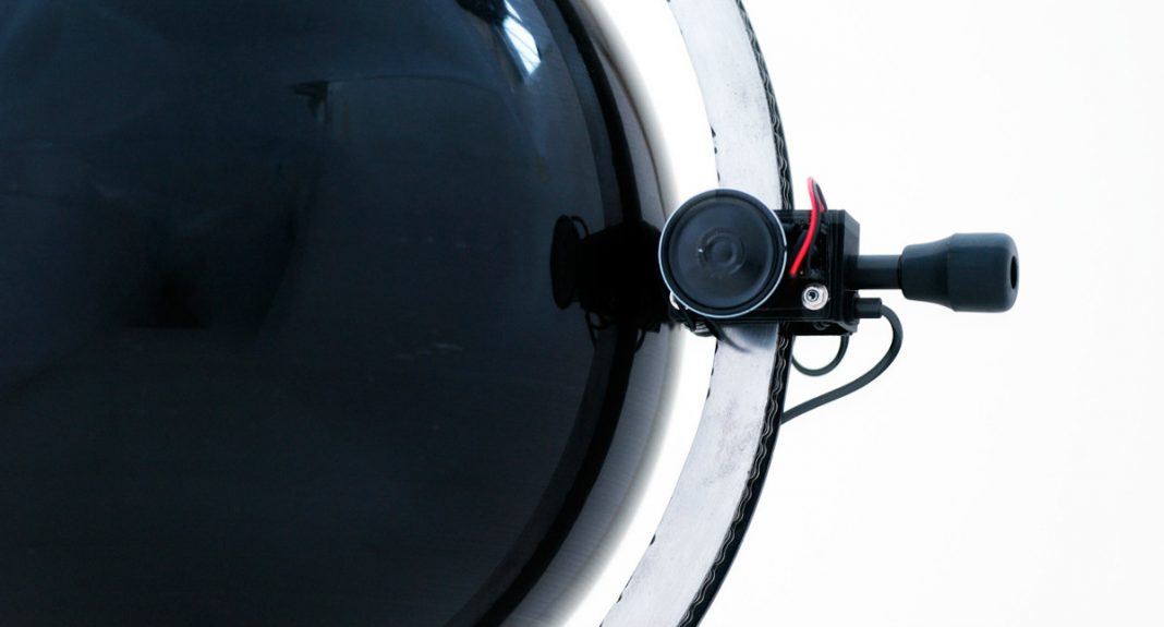 the spherical vinyl record project