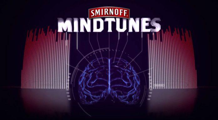 Smirnoff Mindtunes Project