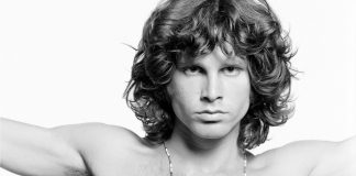 the legend of the rock, jim morrison