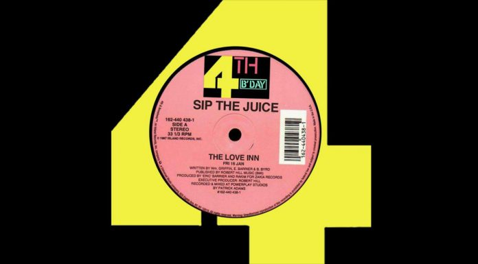 Sip the juice, 4th birthday mix