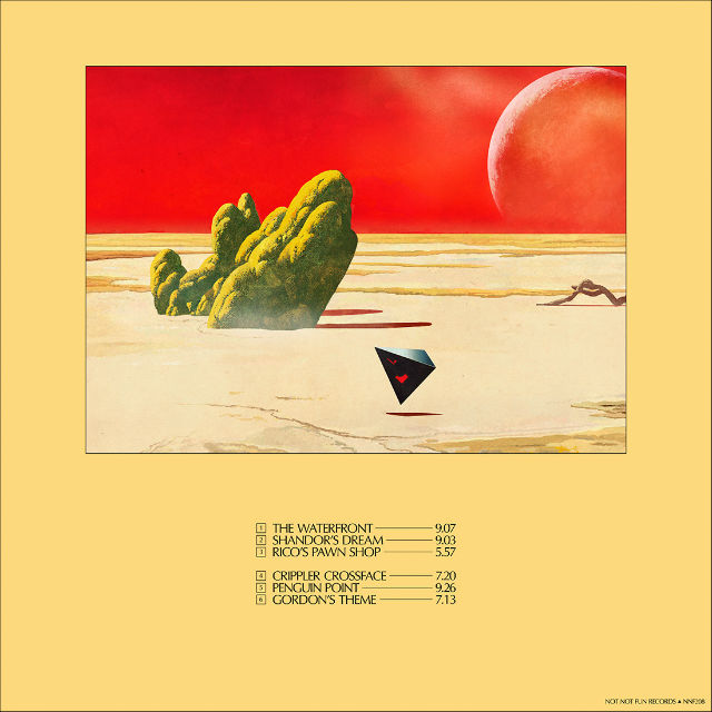 Interview With Artist Dan Mcpharlin: The Sci-Fi Album Covers By Dan McPharlin