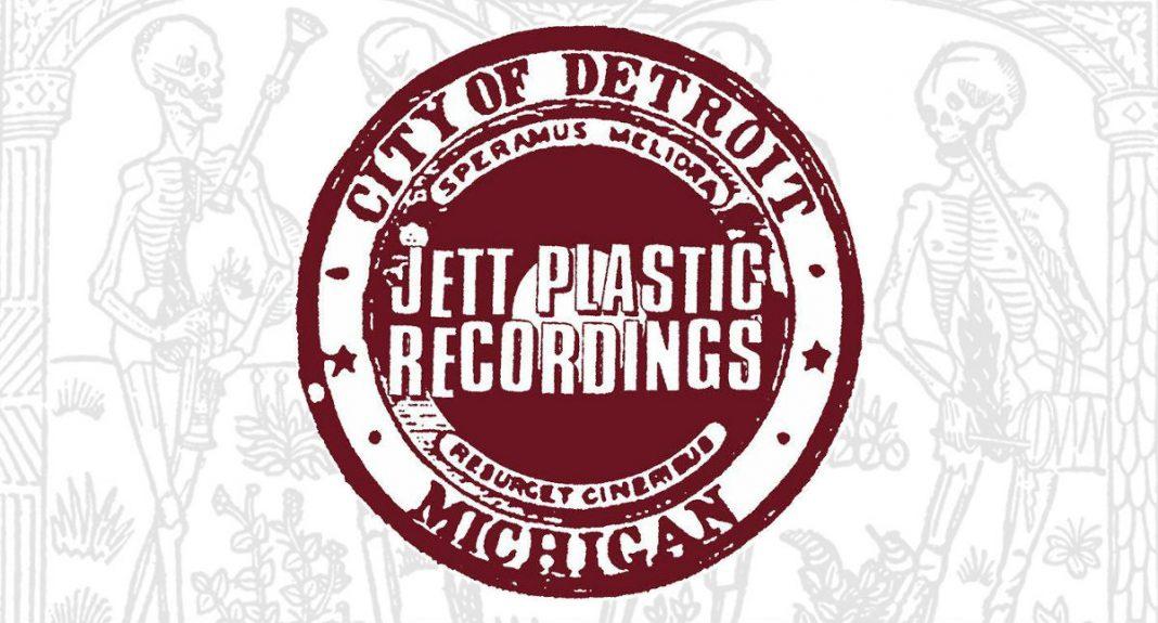 jett plastic recordings logo