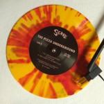 pizza underground, the vinyl record