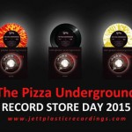 pizza underground, vinyl records