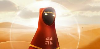 journey video game character