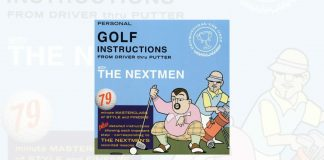 the nextmen, personal golf instruction