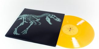 jurassic park, ost limited edition on vinyl records