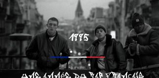 photo from the film la haine