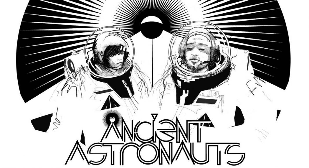 ancient astronauts logo