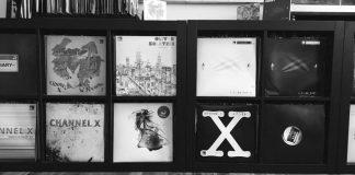 channel x, vinyl records