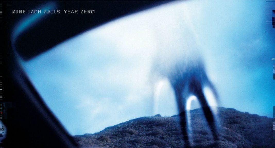 Transmedia Storytelling – Nine Inch Nails, Year Zero the album