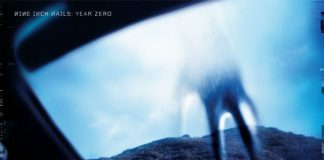 cover album year zero nine inch nails