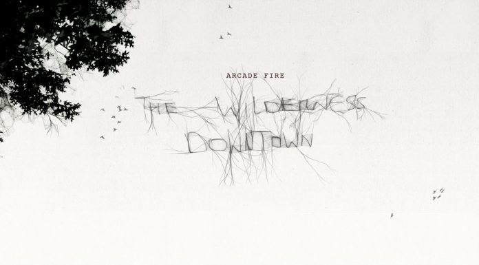The Wilderness Downtown, the interactive project by arcade fire