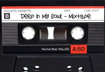cassette tape - deep in my soul - Nydia Ines