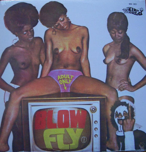 Blow fly on TV, Blowfly