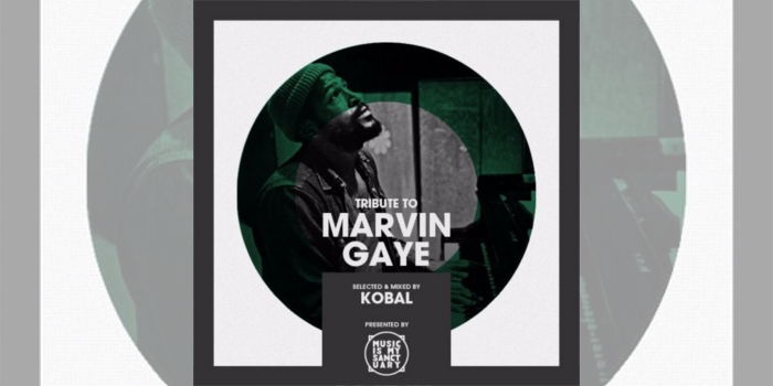 cover tribute mix to marvin gaye by dj kobal