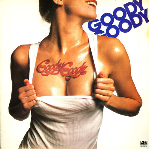 goody-goody, goody-goody album cover