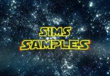 sims samples