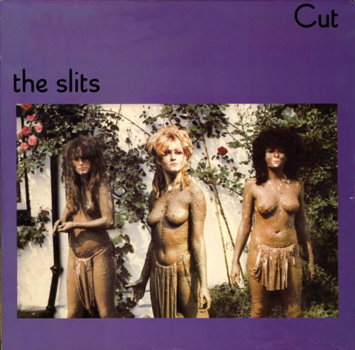 slits, cult album cover