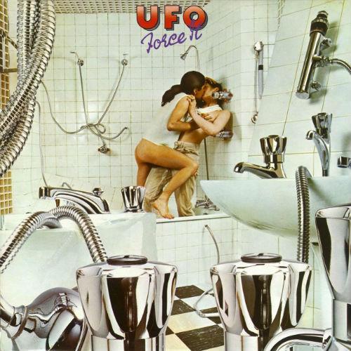 ufo, force it album cover