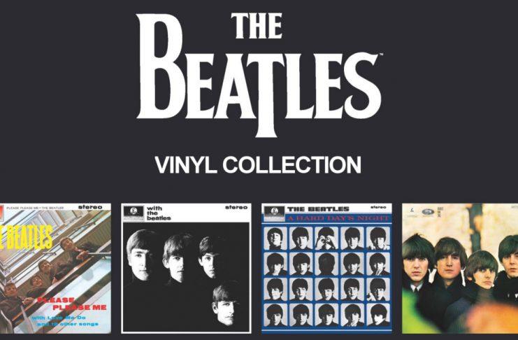 altaya, the beatles vinyl collection