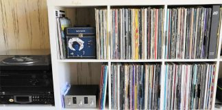 fabien's record collection