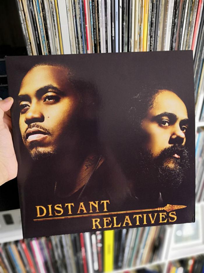 album nas & Damian Marley, Distant Relatives