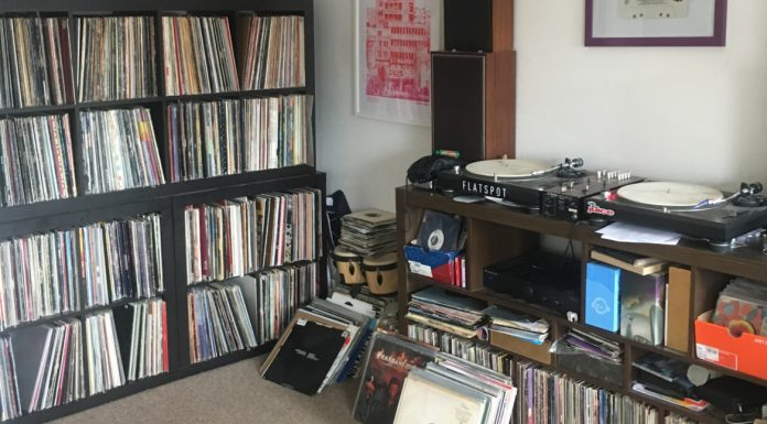 record collection of james
