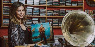caro, record collector