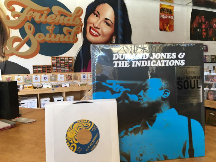 durand jones & the indications record