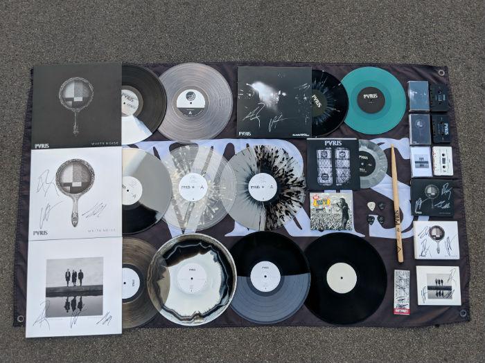 pvris, discography