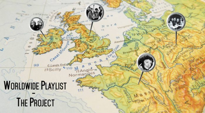 worldwide playlist, the project
